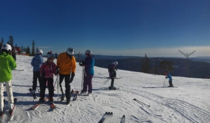 2019 ski season expects to receive one million hundred thousand skiers nationwide