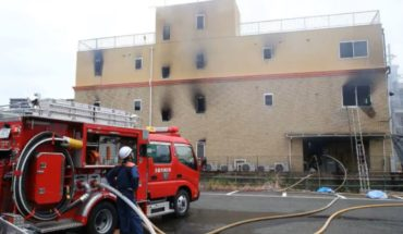 24 killed in animation studio in Japan: fire was arson