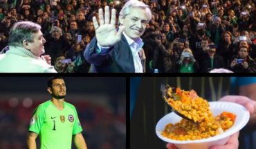 Alberto Fernández compared Argentina to Venezuela, tigers killed tamer, plans for this weekend, and more...