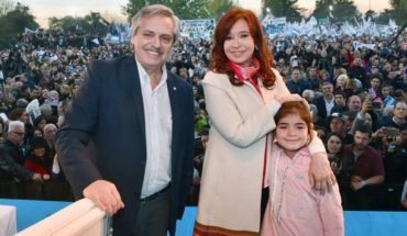 """Alberto Fernandez: """"I'm proud that Cristina is my vice candidate"""""""