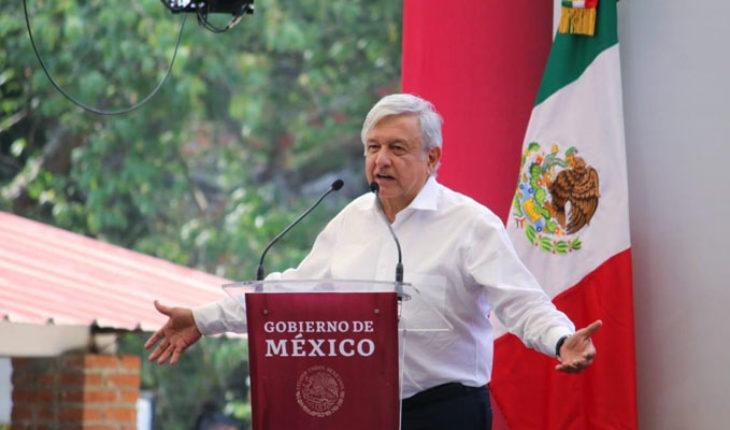 Andrés Manuel López Obrador to oversee Michoacán hospitals