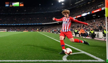 Antoine Griezmann to play at Barcelona