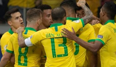 Argentina lose 1-0 to Brazil by a place in the Copa America final