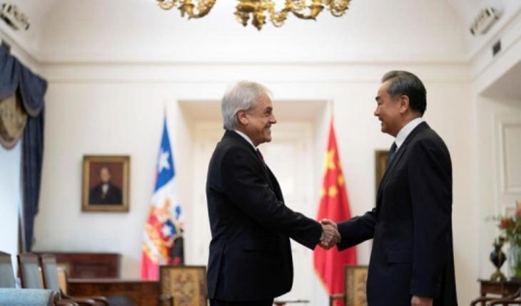 Chancellors of Chile and China highlight political and trade relations