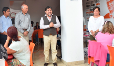 Citizen Movement partners with citizens, says Manuel Antúnez