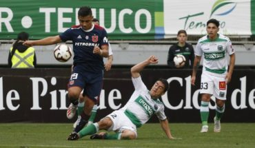 Copa Chile: University of Chile wins and advances at the expense of an opaque Temuco