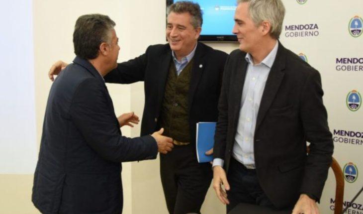 Cornejo and Etchevehere presented the Mercosur-European Union agreement