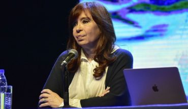 Cristina Kirchner presented sincerely in Mar del Plata but in campaign mode
