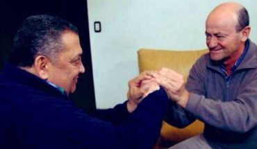 D'Elía and his chacarero friend: from the horn to the visit in the jail