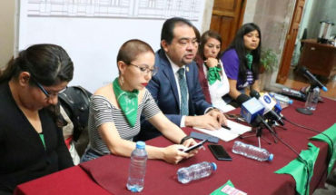 Deputy to seek decriminalization of abortion in Michoacán