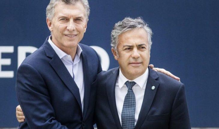 Details of Mauricio Macri's agenda in Mendoza