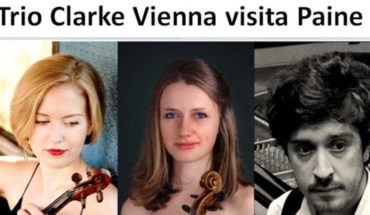 Free International Concert with The Clarke Vienna Trio at Paine Theatre
