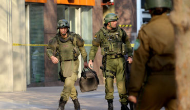 Grouping was awarded attack on police station and sent bomb package to Hinzpeter office