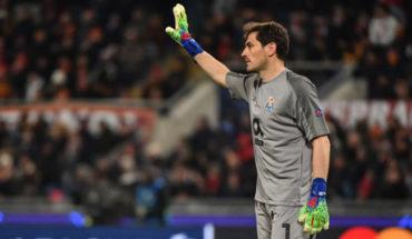Iker Casillas will be a director of Porto de Portugal
