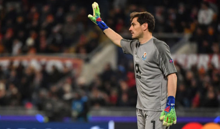 Iker Casillas will be a director of Porto de Portugal