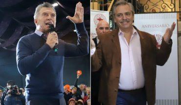 In campaign: the agenda of Mauricio Macri and Alberto Fernández on July 9