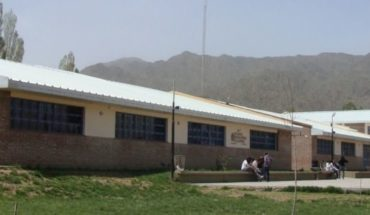 Intoxicated in Uspallata schools: what the Medical Medical Corps says