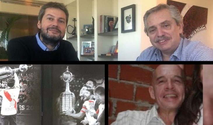 Lammens v. Macri, change of cover in taxi driver's crime, controversy with Maidana in River, Nicole Neumann and weapons and more...