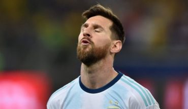 Lionel Messi's streak cut short: with Argentina, he lost his first semi-final