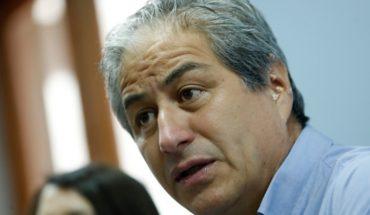 Mario Aguilar denounced discounts to teachers who mobilized