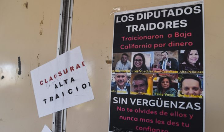 Mayor of Mexicali challenges extension of mandate in BC
