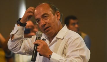 """Mexico Goes Without Authority"": Calderón Criticizes Insecurity"