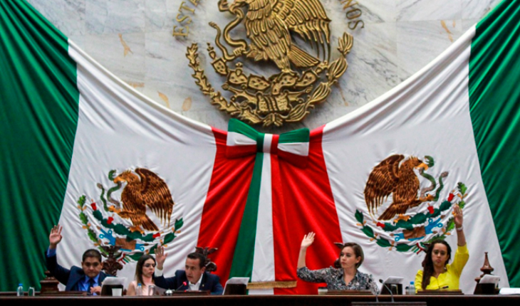 Michoacán deputies approve reform to spread contents of the Constitution