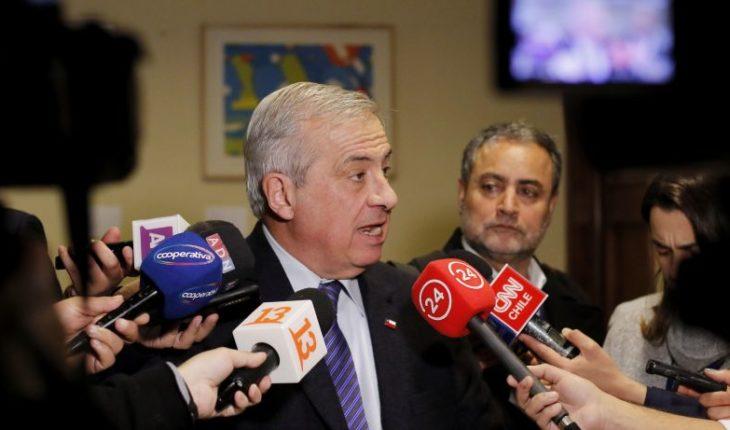 Minsal decreed health alert for metropolitan region for syncycly viruses