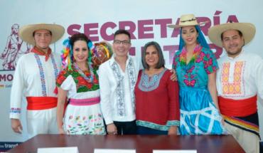 Morelia Folk Ballet will attend the Zacatecas Festival of International Folklore