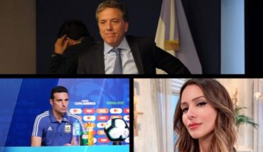 New IMF disbursement, femicide in Schoolies, another complaint from the AFA, so I know Pampita that they were unfaithful to him and more...