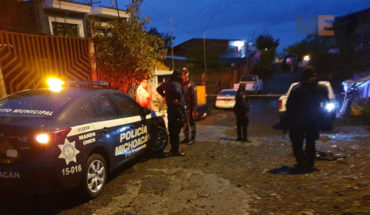 One family is shot dead in Uruapan, Michoacán, two women die and three people are injured