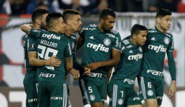 Panic on Palmeiras' journey to Argentina