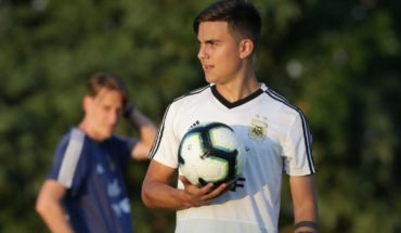 """Paulo Dybala talked about Sampaoli: """"He didn't even say hello"""""""