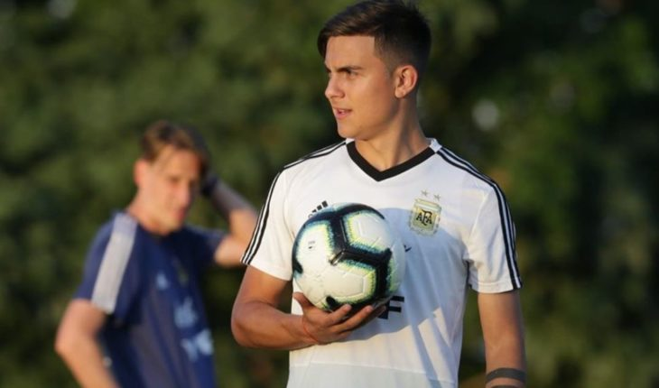 "Paulo Dybala talked about Sampaoli: ""He didn't even say hello"""
