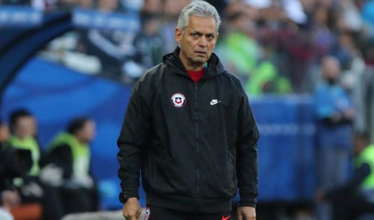 """Reinaldo Rueda: """"We are facing a large group, committed and very dedicated"""""""