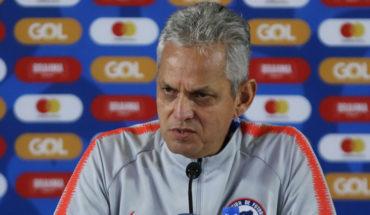 Reinaldo Rueda questioned Vidal's presence and defended Gabriel Arias