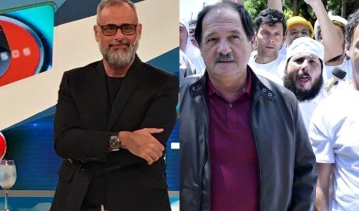 "Rial accused Suar of doing political ""campaign"" with ""El Tigre Verón"""