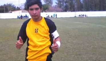 Santa Fe: 17-year-old boy tackled a chest penalty and died