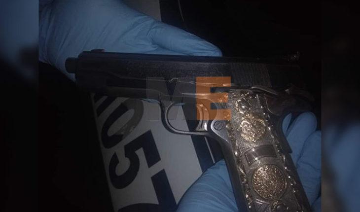 "Shoot inside the ""Ghost"" bar and stop it; is the nephew of Churumuco Mayor, Michoacán"