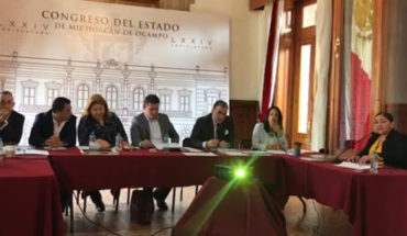 Silvia Estrada excels in the appearances for the Audit of Michoacán
