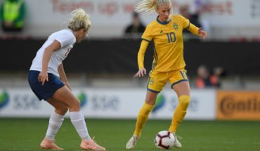 Sweden defeated England and takes third place in the Women's World Cup