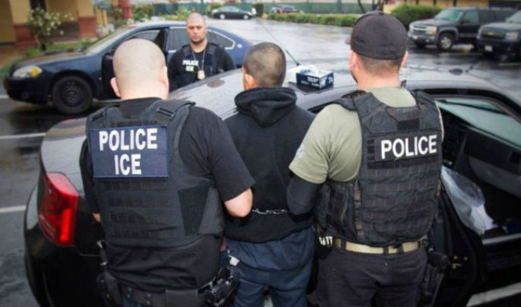 Terror in immigrant communities over raids instructed by Trump