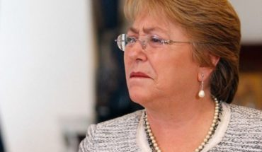 The Ghost of Bachelet Who Rounds and Unsettles in the Former New Majority