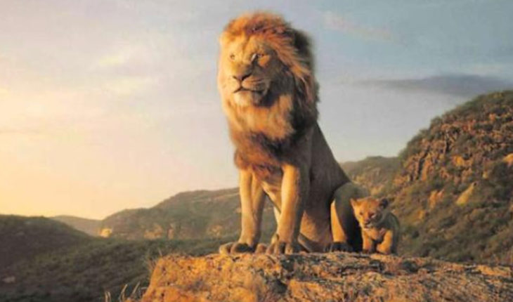 """""""The Lion King"""": Disney tech-reinforces the beloved children's classic"""