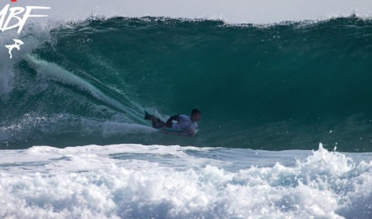 The best rieres on the planet kicked off antofagasta Bodyboard Festival 2019