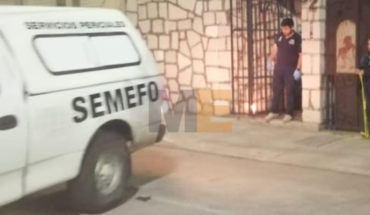 They find a dead man inside a cistern in a house in Morelia, Michoacán