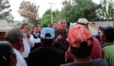 They free more people from the Morelia Town Hall and urge the inhabitants of Teremendo to dialogue