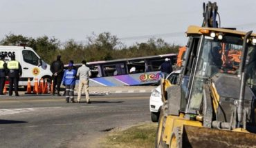 Tragedy of Tucumán: the driver was released from the micro that overturned with retirees