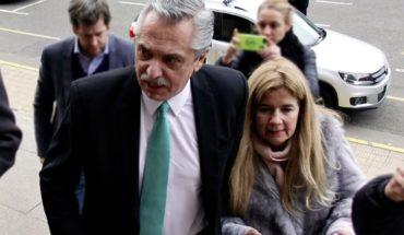 Video: Alberto Fernández's destratum to Mercedes Ninci