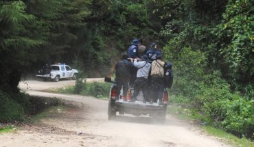 Villagers denounce armed group advance in Guerrero